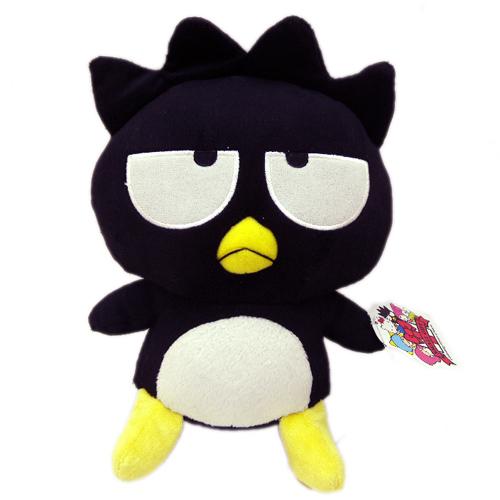 kitty-酷企鹅bad badtz-maru_娃娃玩偶_酷企鹅-50th坐姿绒毛娃-xo图片