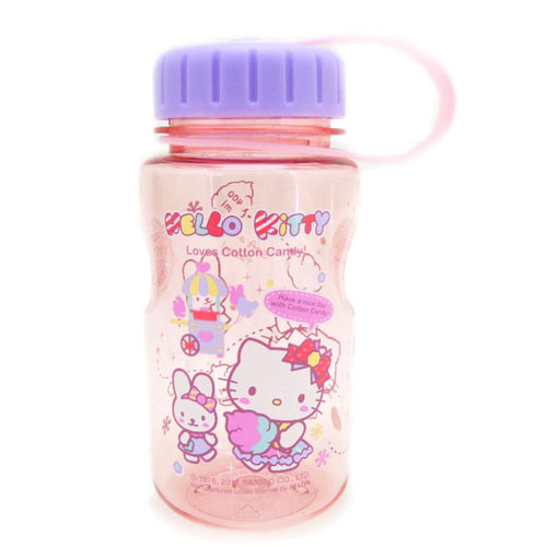 水壼_Hello Kitty-水壺400ML-棉花糖