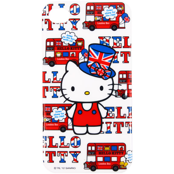 電子3C館_Hello kitty-iphone4s-英國風巴士
